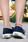 Navy-superga-sneakers-sky-blue-levis-shorts