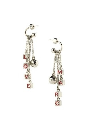 Marc by Marc Jacobs earrings