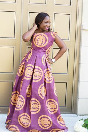 Zeena Kay dress