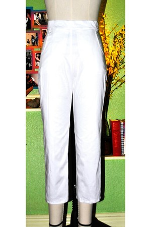cotton sateen Candice Janeen pants