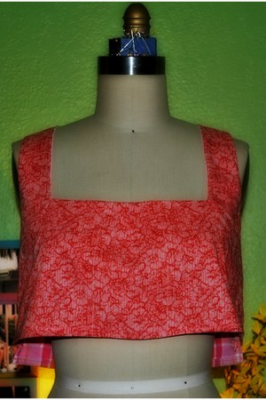 cotton Candice Janeen top