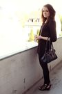 Black-h-m-shirt-black-h-m-leggings-black-bronx-shoes-black-sovalli-purse