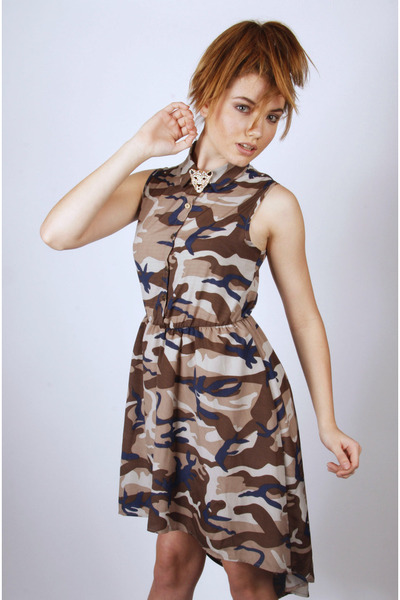 Canvas dress
