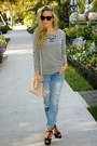 Heather-gray-neck-detail-old-navy-sweater