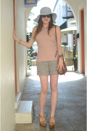 light pink Rebecca Taylor shirt