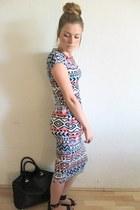 tk dress - Topshop bag