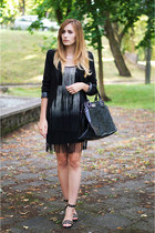 Orsay bag - Zara dress