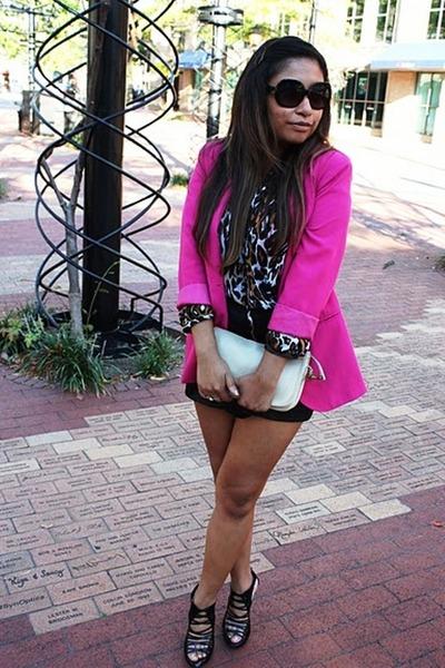 Pink Vintage Blazer H&m