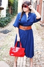 Blue-vintage-dress-red-nine-west-purse-steve-madden-shoes-red-forever-21-s