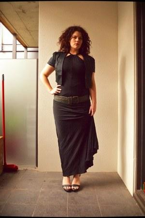 pedro laurenco Melissa shoes - metalicus dress