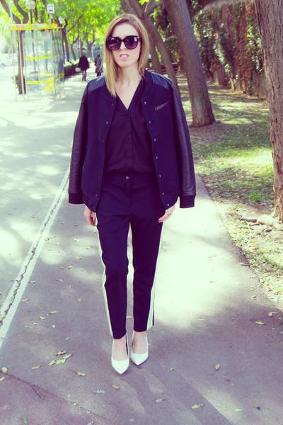 PERSUNMALL shirt - asos pants - River Island heels
