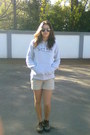 H-m-sweater-h-m-shorts-la-redoute-sunglasses-berg-sneakers