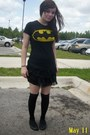 Batman-blouse