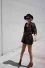 Black-deena-and-ozzy-hat-black-forever-21-sunglasses-brown-adrienne-vittadin