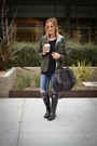 Rain-boots-hunter-boots-citizens-of-humanity-jeans-forever-21-jacket