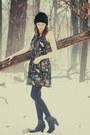 Kensie-dress-miz-mooz-boots