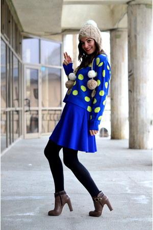 dots Buyingdress sweater