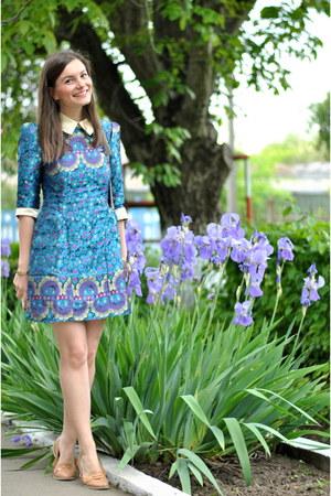 printed Sheinside dress