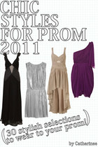 Chic Styles For Prom 2011