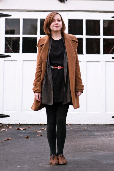 Brown Oxford Topshop Shoes Black Volcom Dresses Brown Modcloth