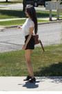 Black-oxfords-shoes-brown-bag-black-shorts-white-classic-trims-blouse