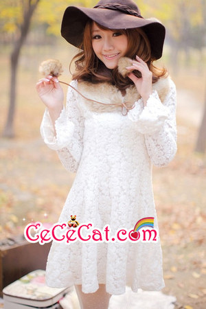 lace CeCeCat dress
