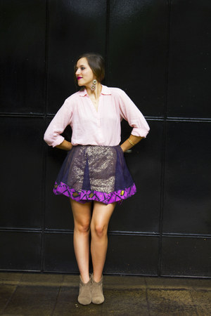 sequins Posh Skirts skirt