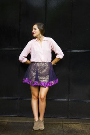 sequins Posh Skirts skirt