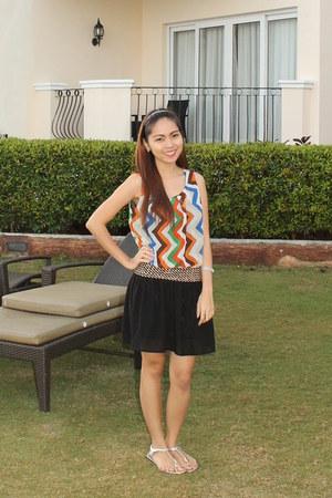 cotton M Couture dress