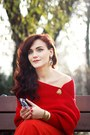 Red-sheinside-sweater