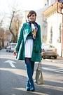 Green-asos-coat-off-white-vintage-chanel-bag-white-river-island-skirt