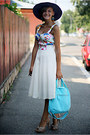 Neutral-zara-shoes-sky-blue-oasap-bag-crop-top-white-vintage-skirt