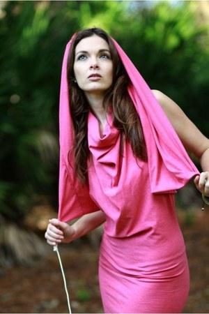 pink Chabri dress