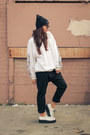 Creepers-tuk-shoes-penelopes-vintage-hat-drop-crotch-oak-nyc-pants