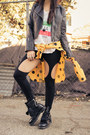 Tank-vintage-top-dr-martens-boots-leather-forever21-jacket