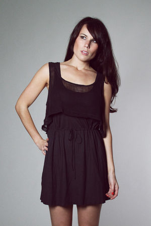 black Seneca Rising dress