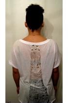 charlie brianna t-shirt