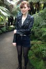 Clarks-boots-leather-primark-jacket-cropped-h-m-shirt-accessorize-bag