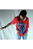 Lux t-shirt - Cheap Monday jeans