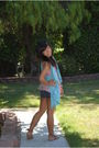 Blue-wet-seal-cardigan-pink-wet-seal-top-beige-wet-seal-shoes-blue-guess-s