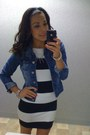 Forever21-dress-wetseal-jacket