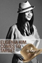 brown Eugenia Kim for Target hat