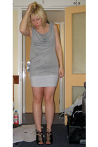 asos top - H&M skirt - asos shoes