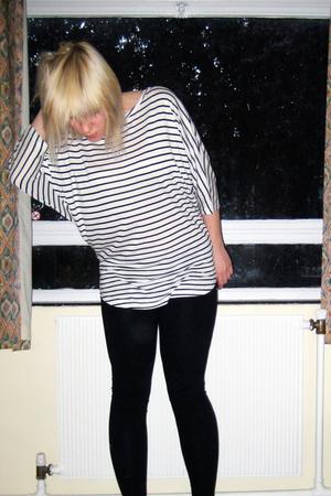 H&M shirt - H&M blazer - Bershka top - Zara shorts - Newlook shoes