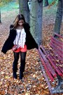 Black-steve-madden-boots-black-vero-moda-coat-tawny-tally-weijl-bag