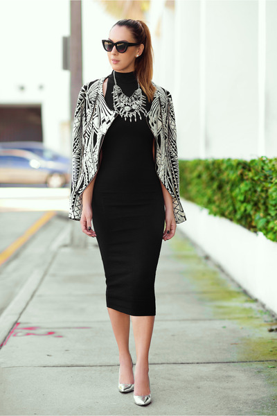 Accessory Concierge necklace - Hot Miami Styles dress