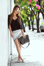 Chanel-bag-ray-ban-sunglasses-kenneth-cole-heels-hot-miami-styles-skirt