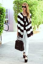 Lydia jeans - Celine bag - hms cape