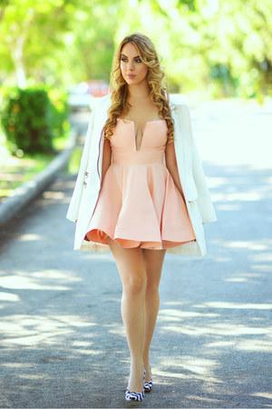 hms dress - Charlotte Russe heels