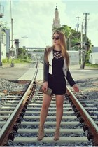 Sheinsidecom jacket - Hot Miami Styles dress